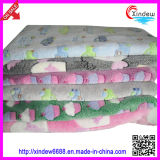 Printed Coral Fleece Blanket (xdb-021)