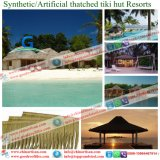Synthetic Thatch Roofing Building Materials for Hawaii Bali Maldives Resorts Hotel 18
