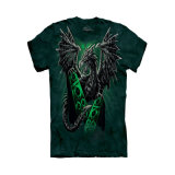 Custom Made 3D Vivid Print T Shirt China Wholesale