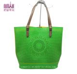 Designer Fashionable Hot Stamp Patterns Shopper Tote Bag (N-1029)