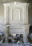 Carved Stone Fireplaces, Carved Marble Fireplaces Mantel