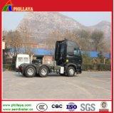 Two Sleep Beds Euro III HOWO A7 Tractor