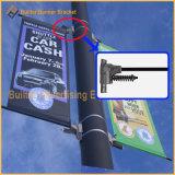 Metal Street Pole Advertising Banner Base (BT-BS-004)