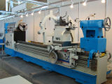 Gap Bed Lathe