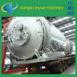 Used Rubber&Plastic Recycling and Pyrolysis Plant
