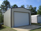 Metal Storage Warehouse with Turnkey Solution