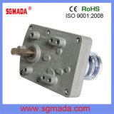 DC Gear Motor with ISO, Ce, RoHS for Industrial