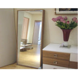 Oppein Full Length Mirror with Wood Frame (Z21102A62)