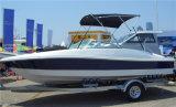 19FT Fiberglass Bowrider Motor Boat for Sale