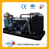 Open Natural Gas Generator Set