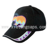 Embroidery Fitted Baseball Cap (JRE009)