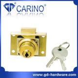 Full Brass Material Drawer Lock Furniture Lock (0501)