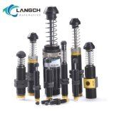 Pneumatic Buffer Ad&AC Damper Industrial Shock Absorber