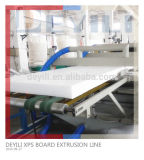 650kg Output Extruded XPS Foam Board Making Machine