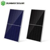 High Efficiency Mono Perc 440 Watt 445 Watt Solar Panel Half Cells Panel Solar Price