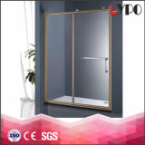 K-14 Top Grade Clearance Price Prefab Glass Luxury Shower Room Bath