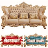 Classic Sofa Set with Side Table for Home Furniture (526)