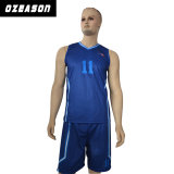 100% Polyester Custom Sublimation Printing Reversible Sportswear Basketball Uniforms
