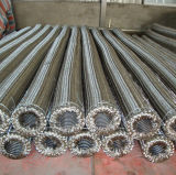 Flexible Metal Hose with Steel Wire Braiding