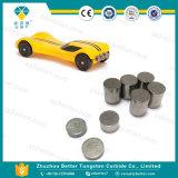 Pinewood Derby Tungsten Cylinder Weights