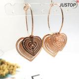 Specials Golden Heart Earrings Jewellery Maker