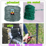 Hot Dipped Grassland Fence Barbed Wire