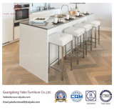 Modern Restaurant Furniture with Stainless Steel Bar Chair (YB-C-17-1)