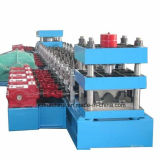 Fully Automatic Highway Guardrail Roll Forming Machine