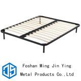 Strengthen Straight Slats Metal Frame Platform for Soft Bed (A025)