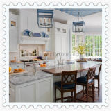 Chinese Wave Spray White Granite Kitchen Countertop