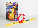 Catapult Car Plastic Launcher Railway Toy with Speed Car (H3496072)