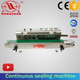 Automatic Band Sealing Machine with Ink Wheel and Steel Wheel Print