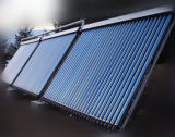 High Efficient Heatpipe High Pressure Solar Collector