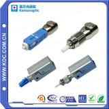 Sc FC St LC Sm Fiber Optic Bare Adapter