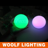 Battery Operated Flashing LED Disco Balls
