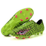 Sports Football Boots Firm Ground Long Spike for Men (AK14799-1D)