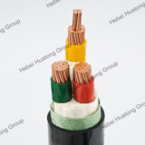 XLPE/PVC Insulated PVC Sheathed Earthing Copper Power Cable