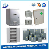 Customized Electric Power Distribution Box Enclosure with Stamping and Welding