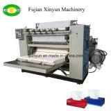 6 Lines High Quality V Fold Facial Tissue Paper Folding Machine