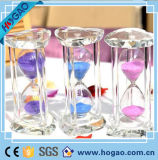 2mins 3mins 5 Mins Plastic Colorful Sand Timer