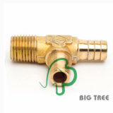Brass Hose Barb Fitting/Connector Ca377