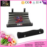 Hello Pink Black Personalized Custom Roll Backgammon