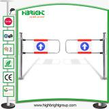 Dual Mechanical Gate Supermarket Swing Gate
