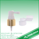 24/410 PP Medical Usage Nozzle Nasal Pump Sprayer with PE White Bottle