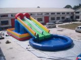 Family Backyard Inflatable Water Park