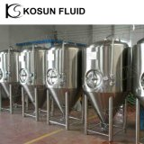 Barrel Food Grade Ethanol Jacketed Berewery Equipment Beer Fermenter