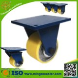 3 Tons Extra Heavy Duty Solid PU Caster Wheel