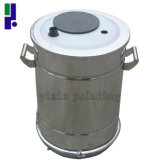 Stainless Steel Powder Keg