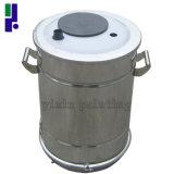 Stainless Steel Powder Keg