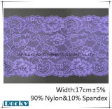 Width 17cm Lace Accessories Sexy Stretch Lace Trim for Underwear